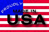 Our Trench Drains are proudly made in the USA!