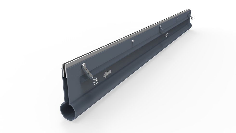 """4"""" wide slotted drain"""