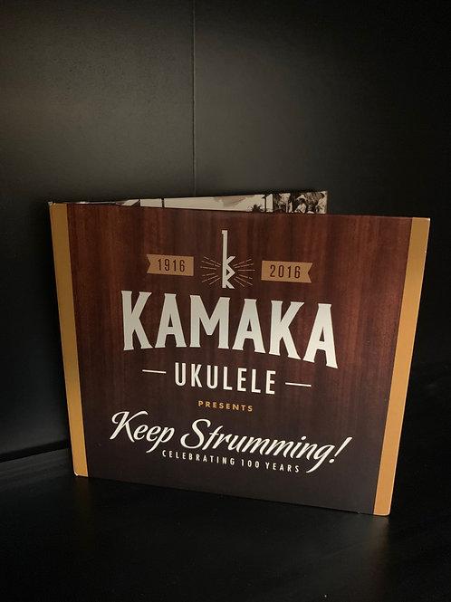 Kamaka Ukulele CDs Hawaiian Music