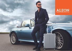 Aleon - Print Ad Campaign
