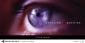 Machine Design Studio - Website Design