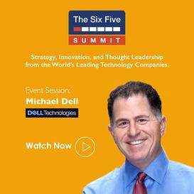 The Six Five Summit - Social Media Tiles