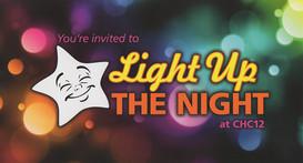 Light Up The Night Event Mailer