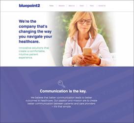 Bluepoint2 - Website Design