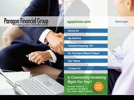 Paragon Financial Group – Website