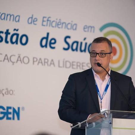 Dr. André Inácio participa de evento sobre programas de prevenção de fraturas por osteoporose