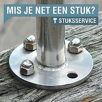 Enorm Stuksservice - MIS JE NET EEN STUK