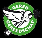 Logo Gered Gereedschap (Transparante ach