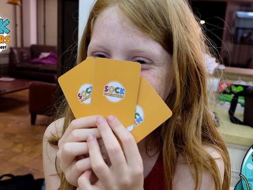 חמש תובנות על עיצוב משחק הקלפים הראשון שלי