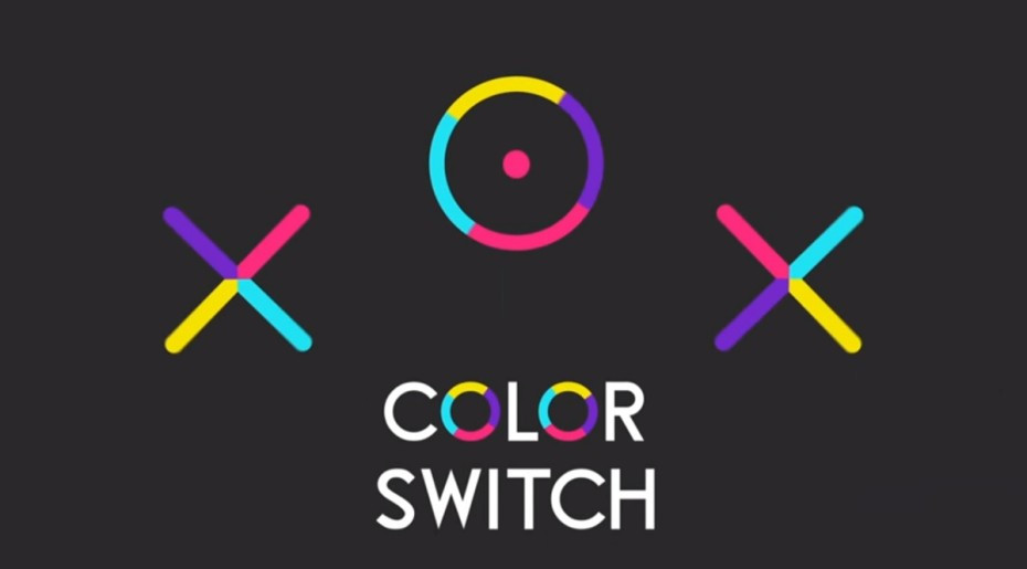 Color Switch - 75M downloads, no code!