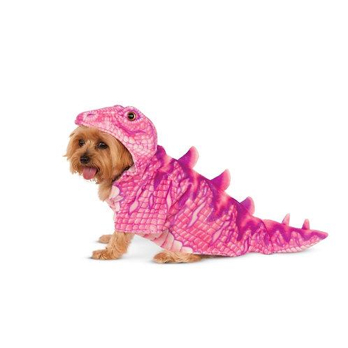 Pink Dino Pet Costume