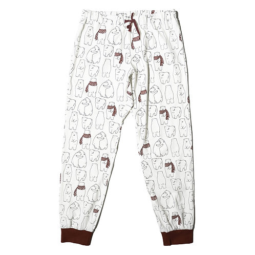 Mason Bottom | Men's PJ Pants | Cozy Bear