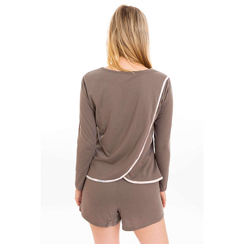 The Pima Long Sleeve Shirt