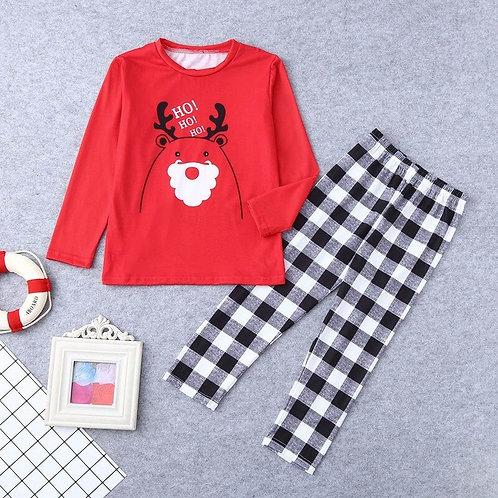 New Cotton Couple Pyjamas Two Piece