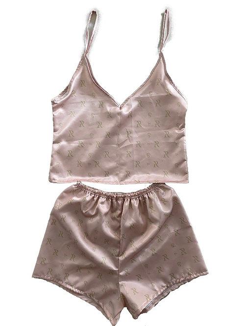 Milana - Women's Silk Pajamas Set