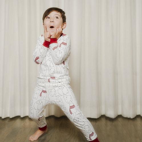 Emerson | Kids' PJ set | Cozy Bear