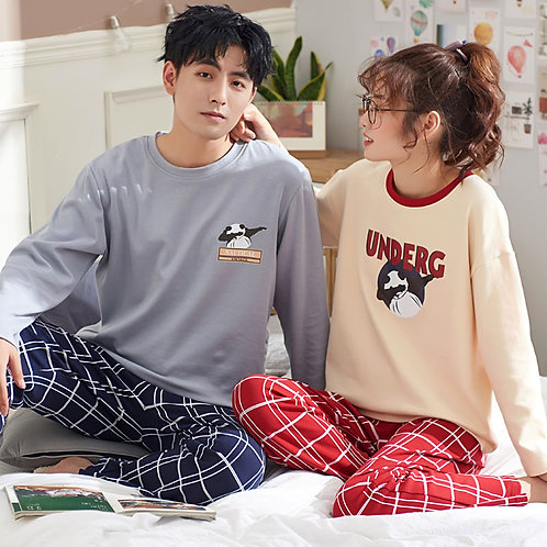 Lounge Pajamas 2019 Korean Version Cotton