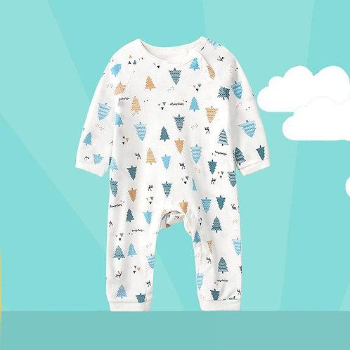 Baby one piece clothes newborn suit baby pajamas