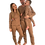 Thumbnail: Biscuit Adult Unisex Loungewear XS-XXL (UK4-24)