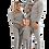Thumbnail: Dove Grey Adult Unisex Loungewear XS-XXL (UK4-24)