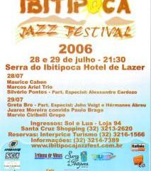 Ibitipoca Jazz Festival 2006
