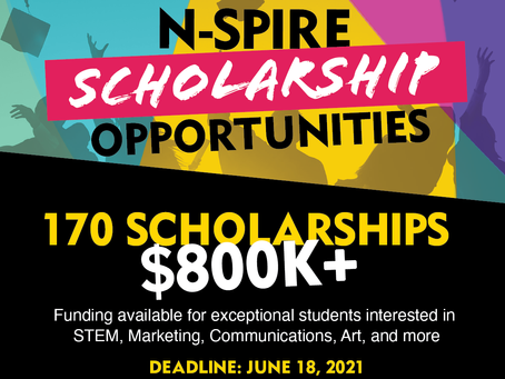 $800K NAACP College Scholarship Program