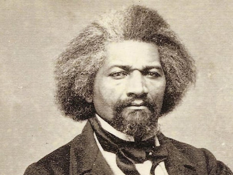 Third Annual Reading of Frederick Douglass Speech