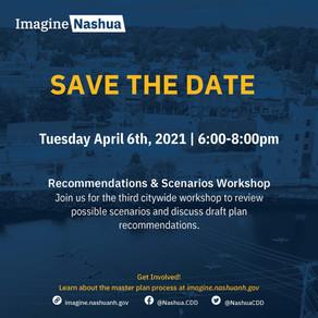 """Imagine Nashua"" Meeting | April 6"