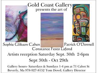 Gold Coast Gallery Artist Reception