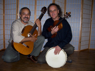 Brazilian Serenade will perform at WCMS October 17th
