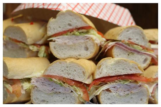 Alpine Food Shop Sub Sandwiches