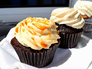 PORTLAND FOOD TRUCK REPORT: LOVE CUPCAKES