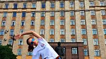 Позитивное утро в Челябинске