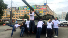 Как поднять настроение в Челябинске?