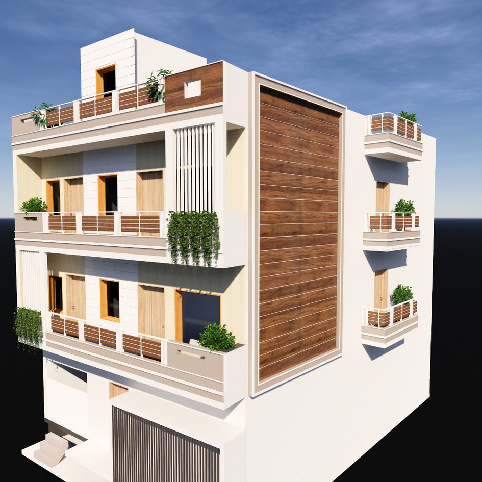 Residence at Badarka