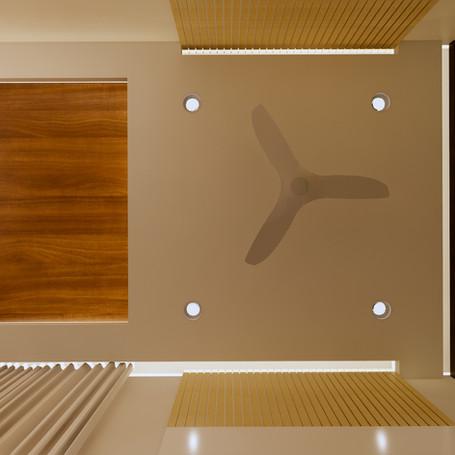 False Ceiling Design of Master Bedroom