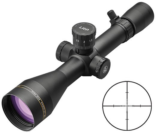 Leupold VX-3i LRP 4.5-14x50mm (30mm) Side Focus MIL RFP