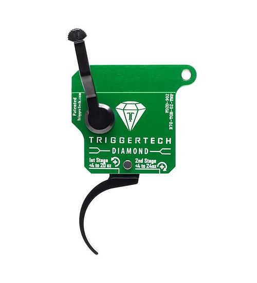 TriggerTech-Rem 700 Two-Stage Diamond (Pro Curved)