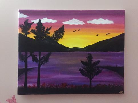 Sunset by Tahmina R.