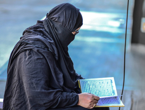 Reading the Qur'an by Sahed