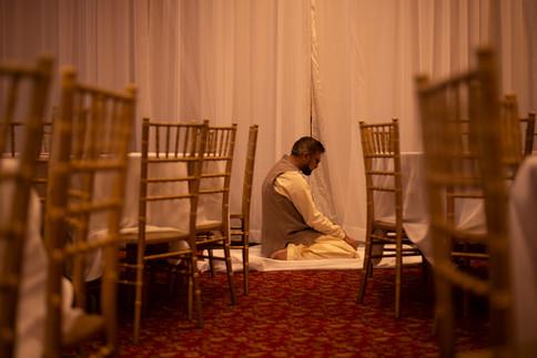 Prayer by Sahed