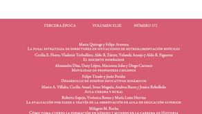 ARTÍCULO PUBLICADO: LA EVALUACIÓN POR PARES A TRAVÉS DE LA OBSERVACIÓN EN AULA EN EDUCACIÓN SUPERIOR
