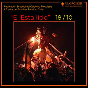 EL ESTALLIDO. 18/10
