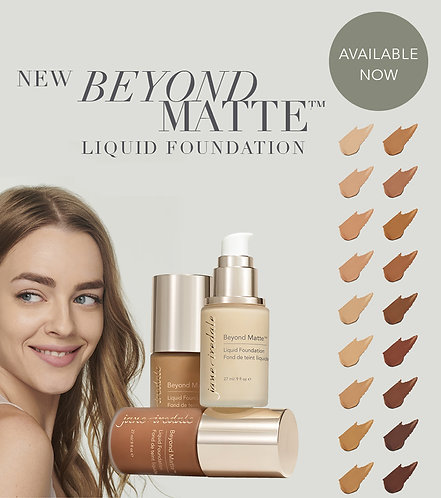 BEYOND MATTE™ LIQUID FOUNDATION
