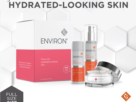 NEW ENVIRON SKIN CARE GIFT SETS