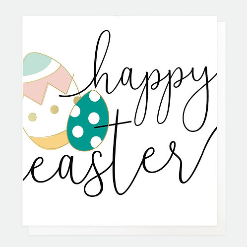 Happy Easter Eggs Cards