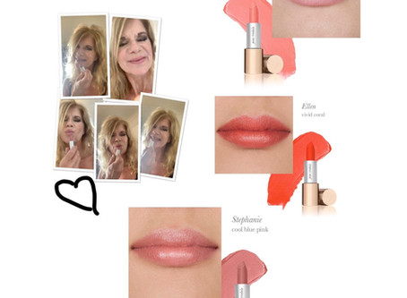 Exciting New Spring Lipstick Colours