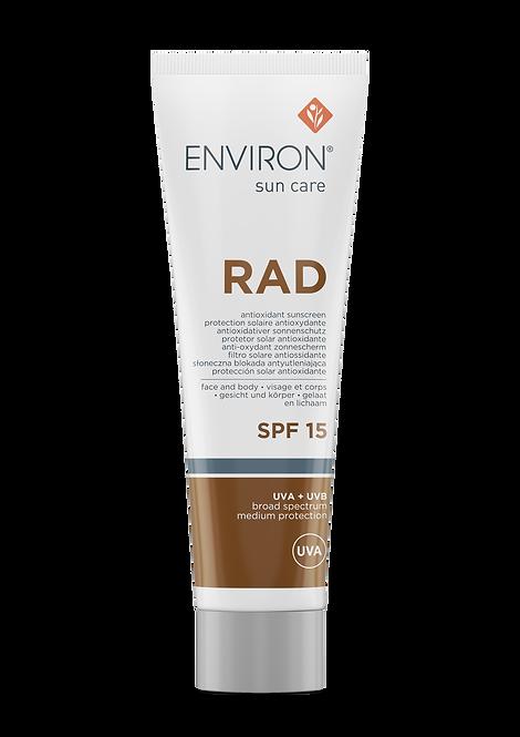 RAD Sun Protection SPF 15