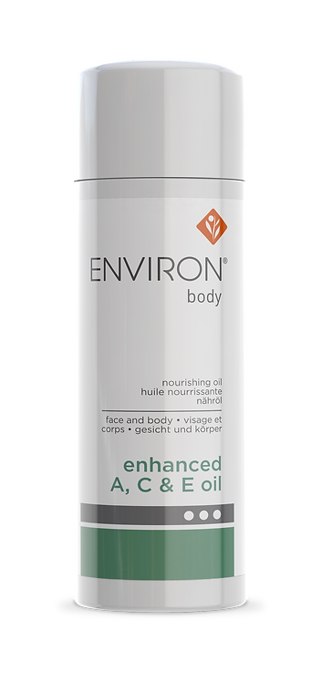 Enhanced Vitamin A, C & E Body Oil