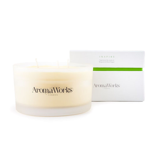 Inspire Candle 3-wick Large